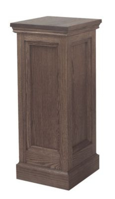 #330 Large Pedestal | Multiple Finishes & Materials Available