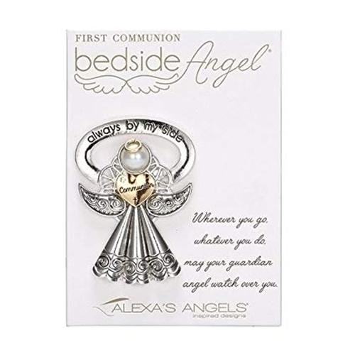 "2.5"" First Communion Bedside Angel"