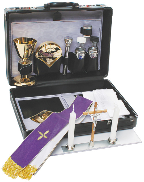 K413 Mass Kit   Medium Hard Case with Combination Lock