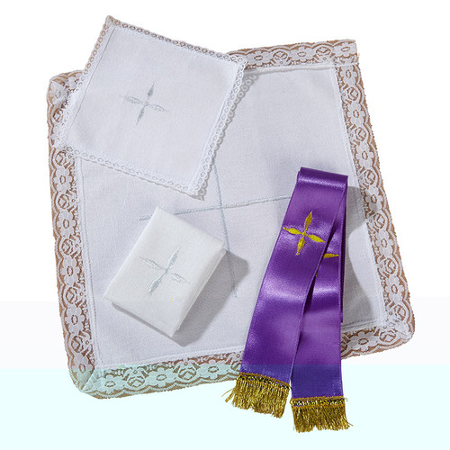 Linens & Stoles for Mass Kits