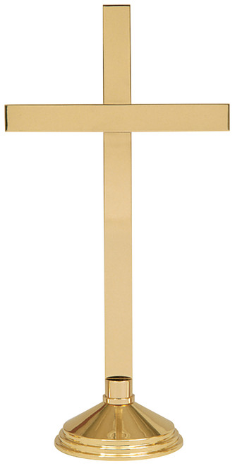 "24"" Altar Cross with IHS Emblem 