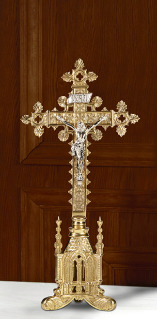 "17 1/2"" San Pietro Altar Crucifix 