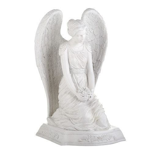 "20"" Memorial Angel Garden Statue 