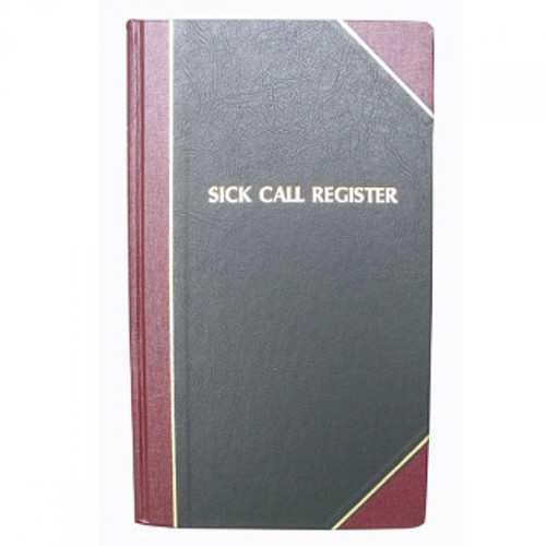 Sick Call Register | Large