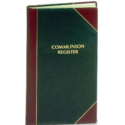 Combined Parish Register | Large
