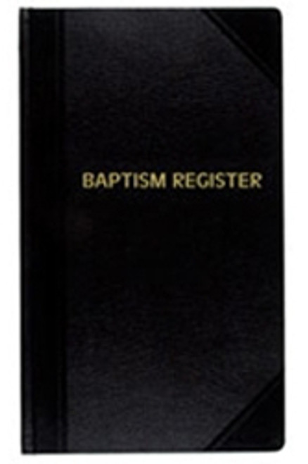 Baptismal Register | Economy
