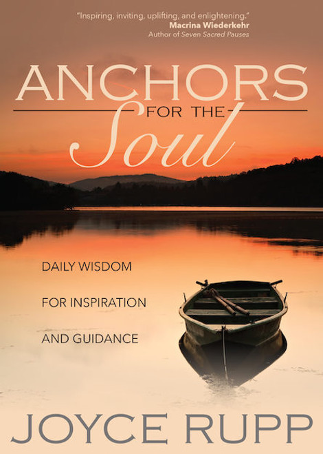 Anchors for the Soul: Daily Wisdom for Inspiration and Guidance | Paperback