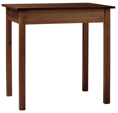 "Plain Communion Table | Walnut | 32""H"