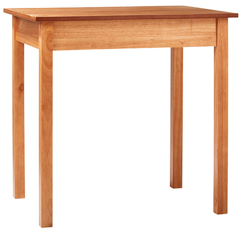 "Plain Communion Table | Pecan | 32""H"