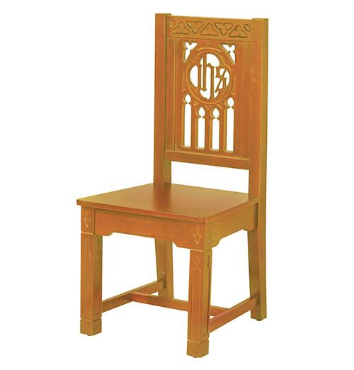 Florentine Collection Side Chair | Medium Oak Stain