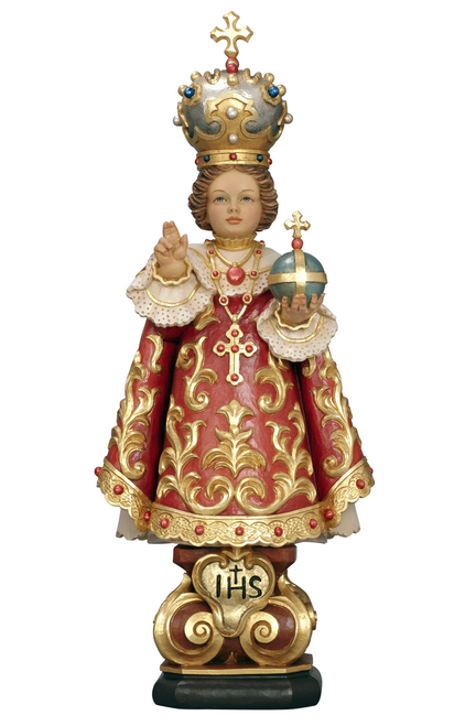 """8"""" Infant of Prague Statue 