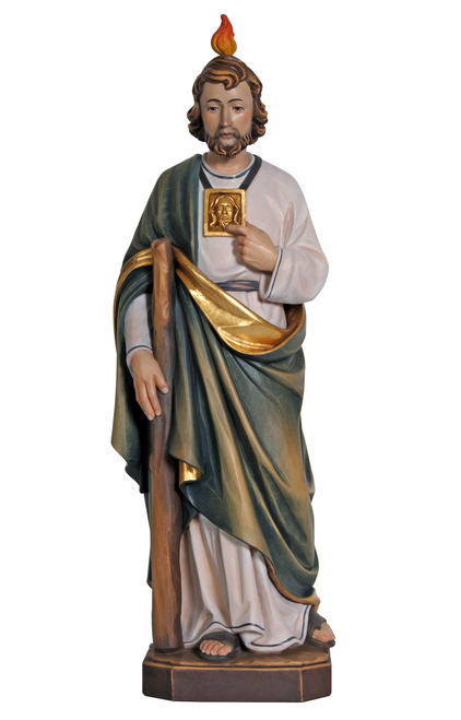 """7"""" St Jude Statue 