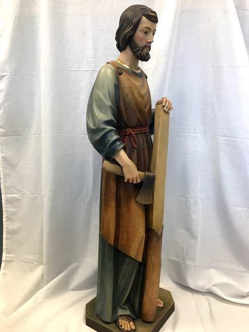 "48"" St Joseph The Worker Statue 