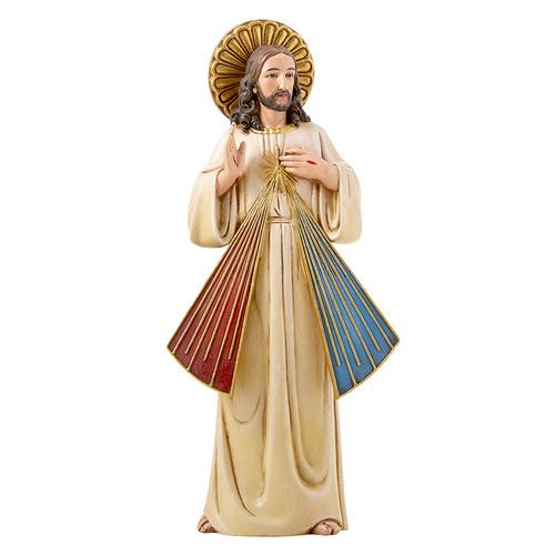 "8"" Hummel Figure | Divine Mercy | Polyresin"