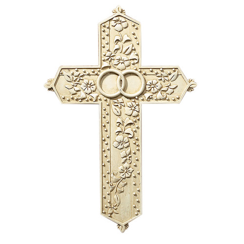 "7.5"" Tomaso Wedding Cross 
