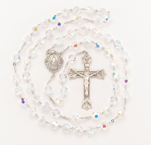 Crystal Swarovski Rosary