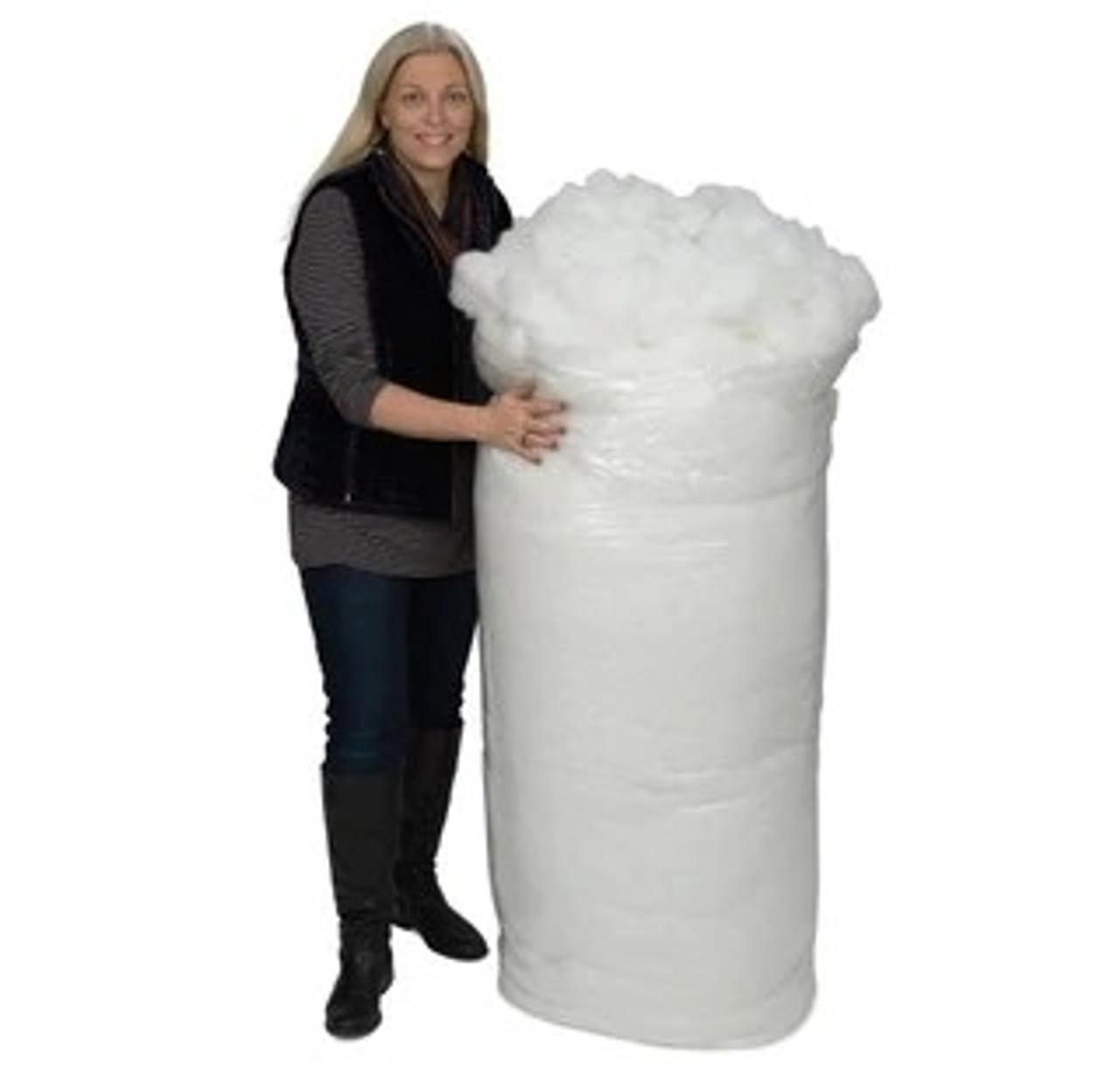 Polyester Fiberfill in Bulk