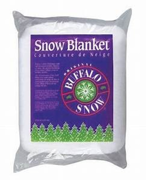 Buffalo Snow Blanket