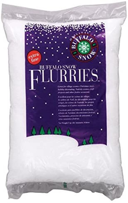 Buffalo Snow Extra Fine Flurries 5 quart bag