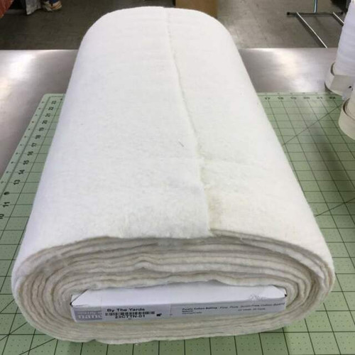 Quilters Dream White or Bleached Cotton Quilt Batting Request Loft Board or Bolt
