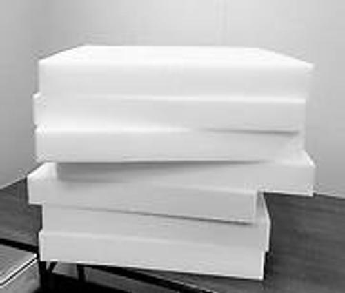 Federal Foam Regular Density (0.95) Foam Chair Pads