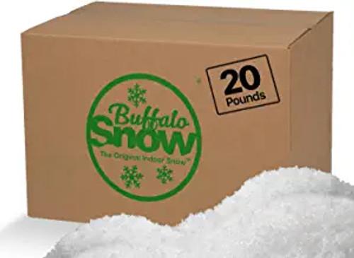 Buffalo Snow Flurries 20 Lb Bulk Carton