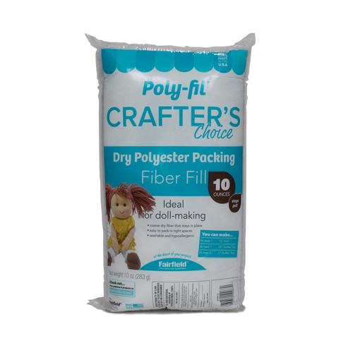 Poly-Fil® Crafter's Choice® Dry Packing Fiber Fill