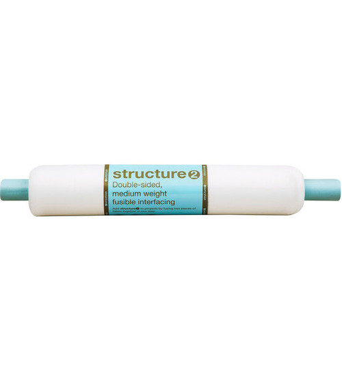 Structure 2 Double Sided Fusible Interfacing 20″ Wide X 20 Yard Roll