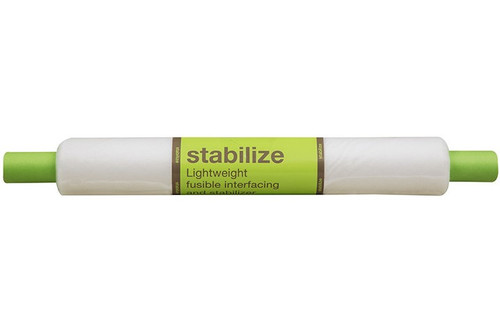 Stabilize™ Fusible Interfacing 20″ x 20 Yd Roll