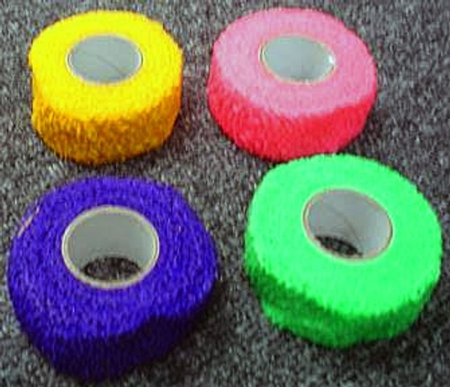 """Crafter's Grip Tape 1"""" x 5 yds - 4 Color Pack (Case of 12)"""