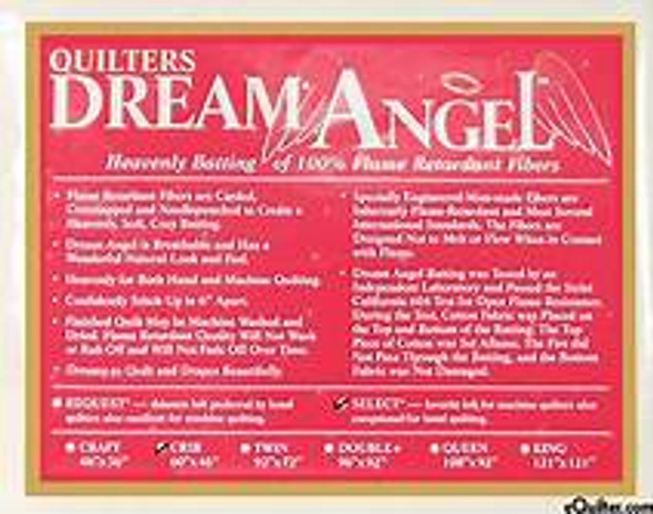 Quilters Dream Dream Angel package image