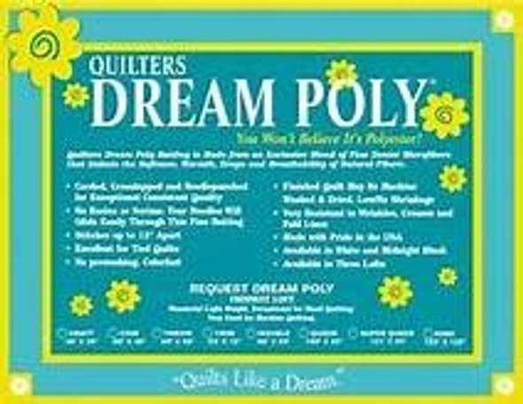 Quilters Dream Poly Request Loft