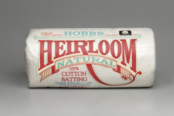 Hobbs Heirloom Natural Cotton Quilt Batting
