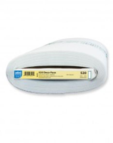 Pellon 520 Deco Fuse 100% Polyester Fusible