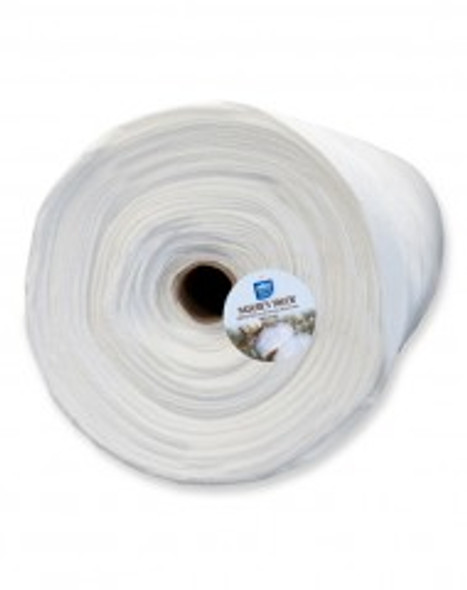 Pellon G 100% White or Bleached Cotton Quilt Batting with Scrim by the Roll