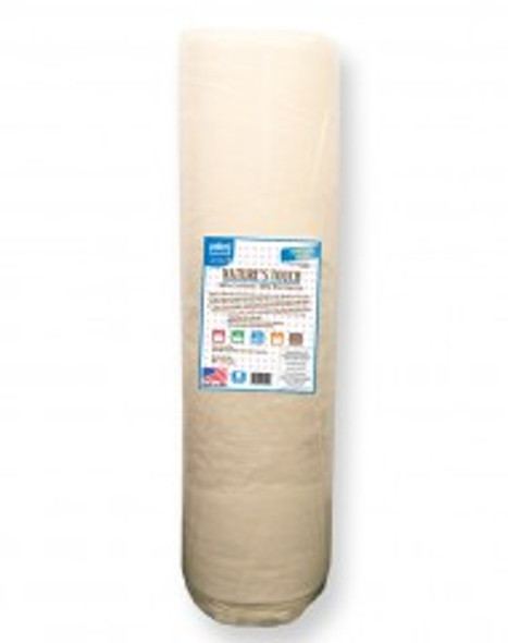 Pellon A 80-20 Cotton Polyester Quilt Batting by the Roll no Scrim
