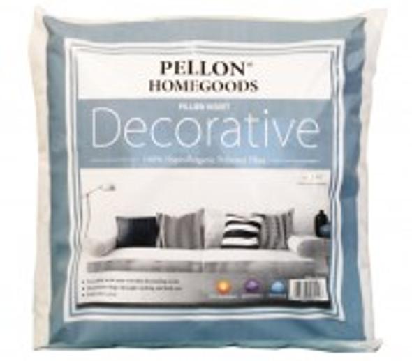 "Decorative Pillow Insert 18"" x 18"" twin pack"