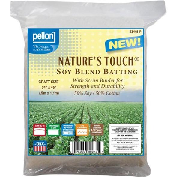 Pellon Legacy premier quilt batting 50/50 soy/cotton