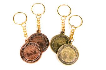 Miller Hall Keychains