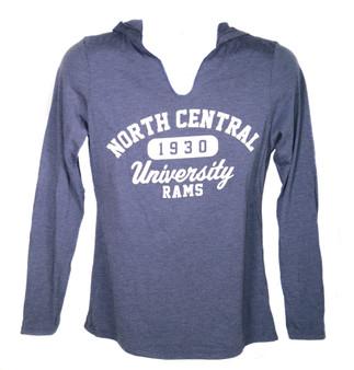 Women's Long Sleeve T-Shirt Hoodie