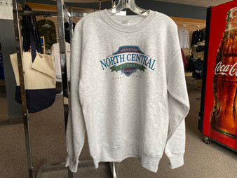 This popular sweatshirt was designed by one of our very own North Central students!