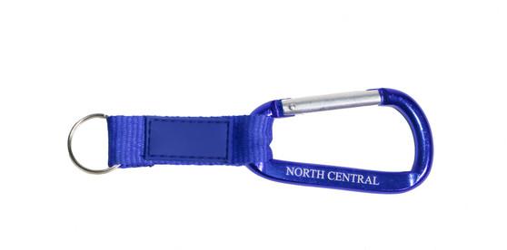 North Central Carabiner