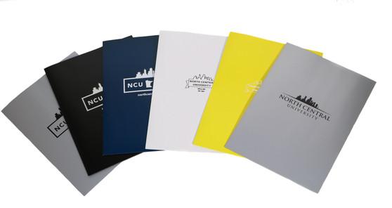 Glossy Folders