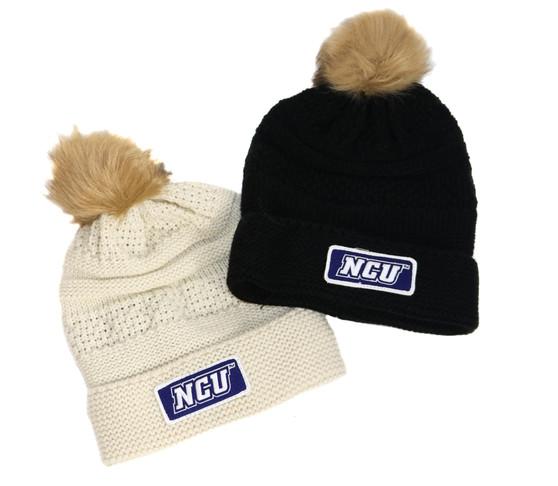 NCU Cuffed Knit Beanie