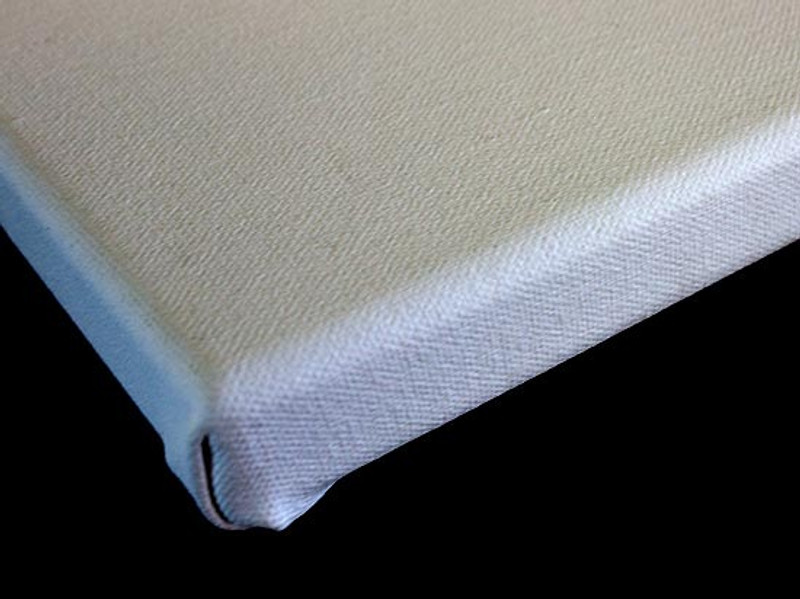 Custom Stretched 15oz Double Primed Canvas