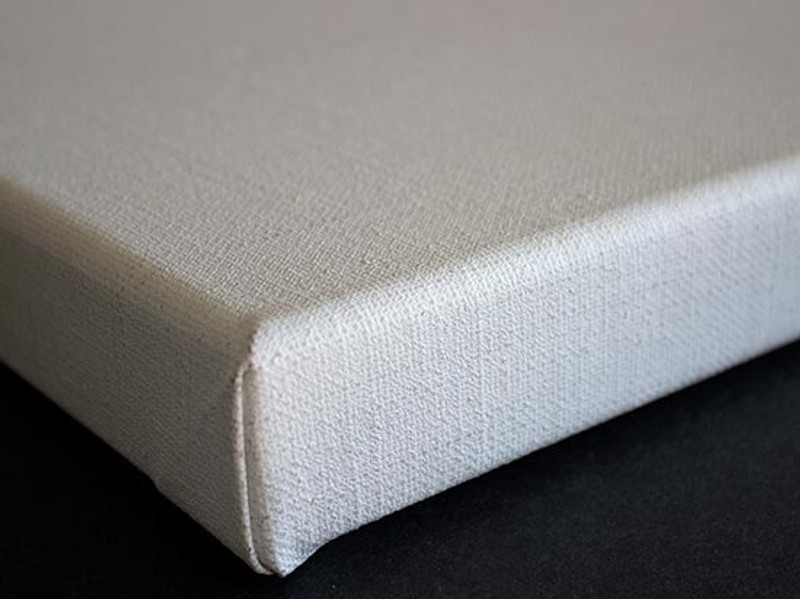 Custom Stretched 340gsm Universal Primed Linen