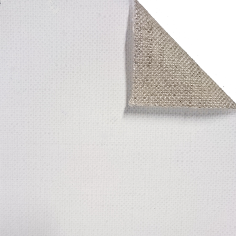 350GSM Italian High Quality Extra Fine Triple Primed Linen - 2.10m x 10m