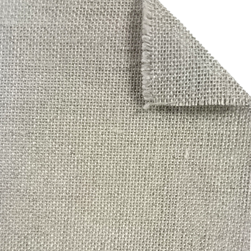 300GSM Italian High Quality Open Weave Unprimed Linen - 2.15m x 10m
