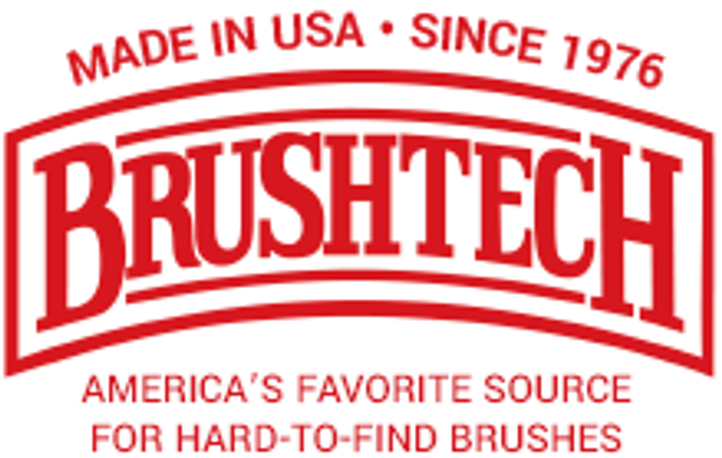 Brushtech - Made In The USA Since 1976