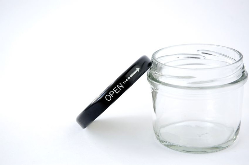 Reuse Your Glass Jars